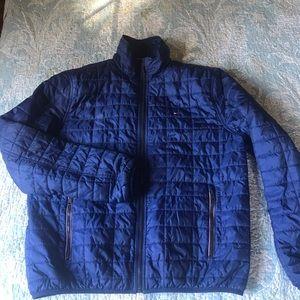 Tommy Hilfiger blue primaloft men's jacket